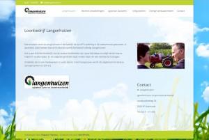 Langenhuizen website